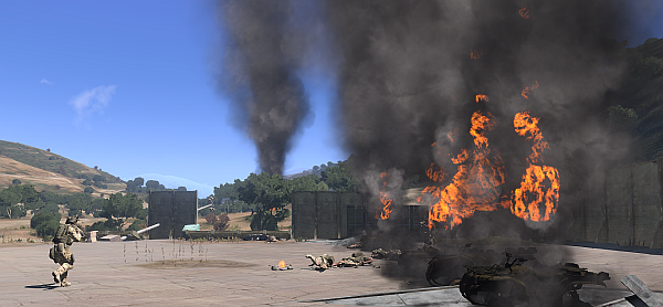 What happens when I get hold of the Arma 3 editor