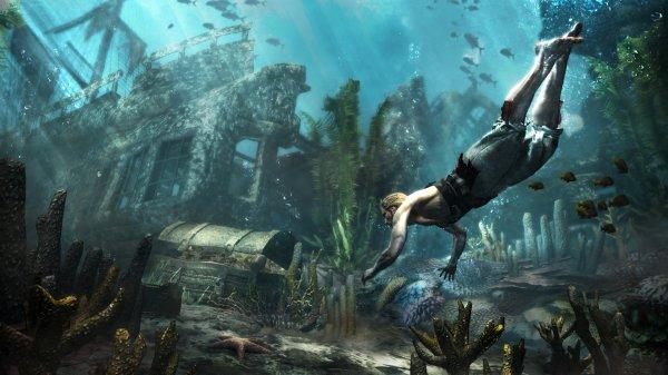 Assassin S Creed Iv Black Flag Revealed Last Week Rock Paper
