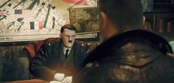 It's even made cheerful old Hitler all grumpy.