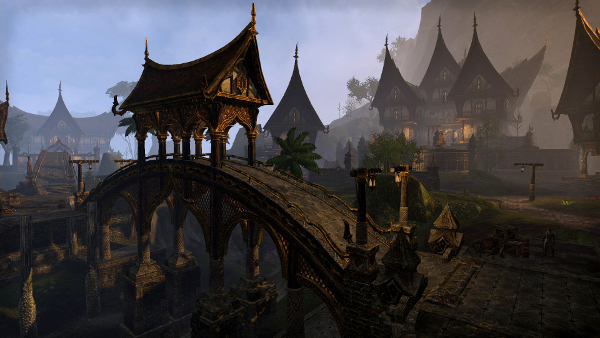 What happens if you play elder scrolls online like skyrim