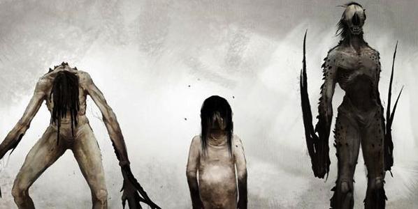 Silent Hill type dudes. Creepsville