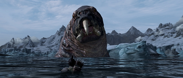 That bow's not going to help you in this situation. Just FYI.