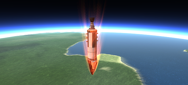 simple rocket kerbal space program - photo #21