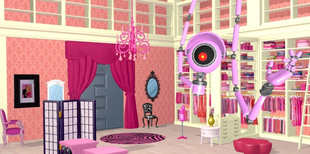 Barbie Dreamhouse Party Creeps The Crap Out Of Me | Rock, Paper, Shotgun