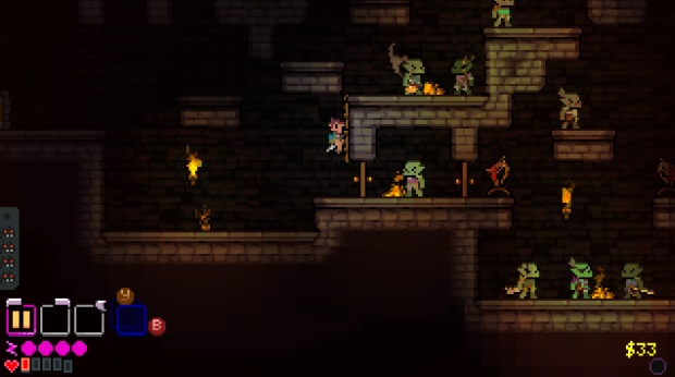 Catacomb Kids is fiddly but great.