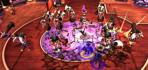 скачать игру Dungeonland - фото 3