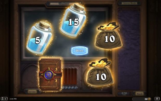 Hearthstone Gambling