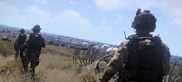 Arma. 3. Campaign. Is released.