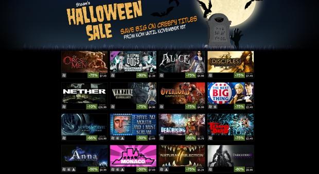 Scare Up Some Deals: Steam's Halloween Sale   Rock, Paper, Shotgun