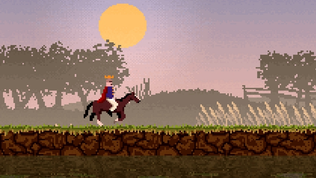 Ah, nothing like a refreshing morning ride through the Proteus fields.