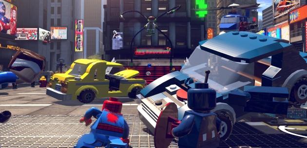 Wot I Think Lego Marvel Super Heroes Rock Paper Shotgun