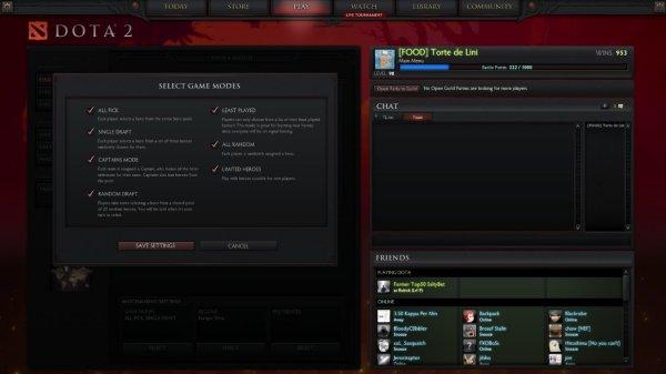 dota 2 low priority matchmaking pool