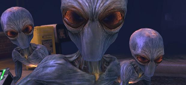 An Alien-Focused XCOM? Firaxis Talks Possibilities | Rock ...  An Alien-Focuse...
