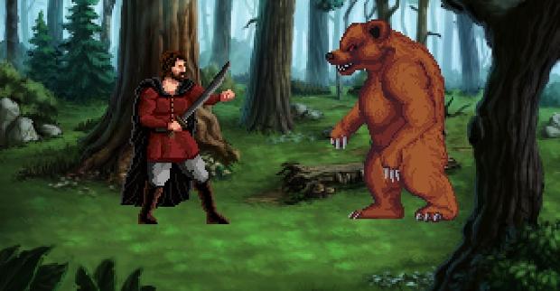 Bear-knuckle brawling