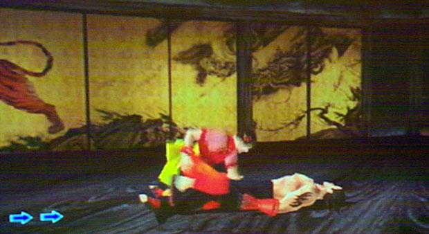 I feel sacrilegious putting Tekken screenshots on a PC gaming site