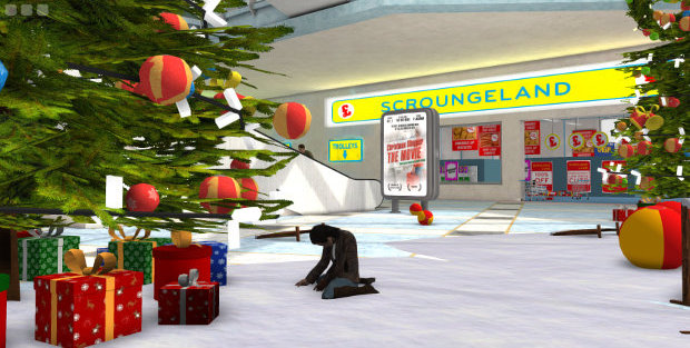 How Christmas Shopper Simulator Ruined Christmas | Rock, Paper ...