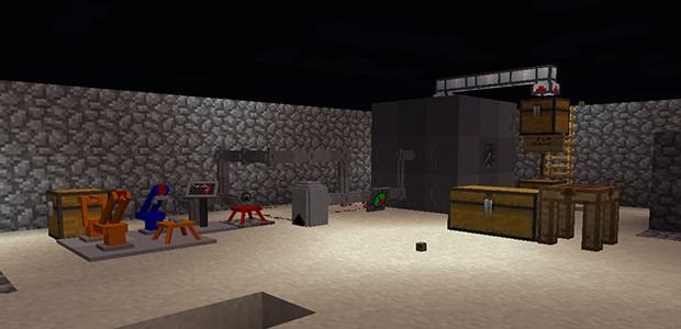 Crash Landing A Minecraft Mod Set On A Barren Hostile Planet - Minecraft teleport singleplayer mod