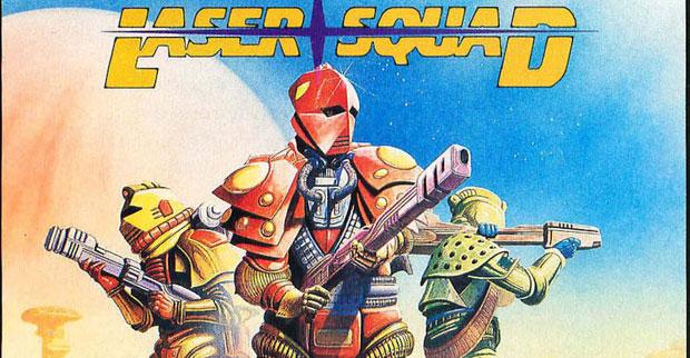 The original Laser Squad