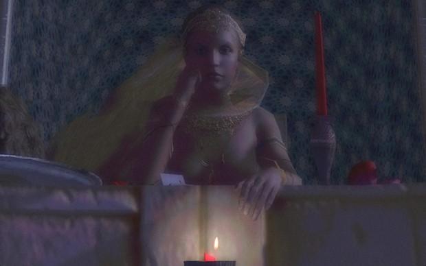Salome got revenge, but it wasn't as good as having the prophet's body