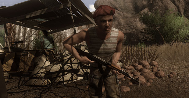 Another Life Another Time Far Cry 2 Revisited Rock Paper Shotgun