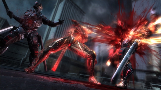 wot   metal gear rising revengeance rock paper