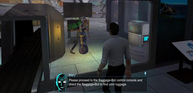 The future still has lost luggage.
