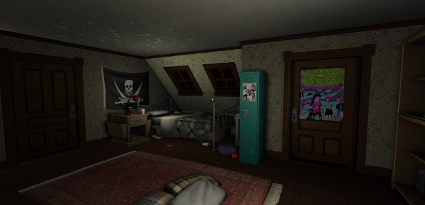 But is Gone Home REALLY a walking simulator?