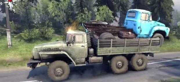 скачать игру Spin Tires через торрент бесплатно русская версия - фото 6