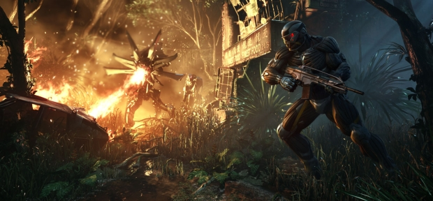 Other CryEngine games include Sniper Ghost Warrior 2, Aion: The Tower of Eternity, and WARFACE!