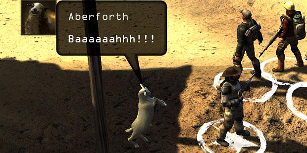 Goat Simulator cameo?