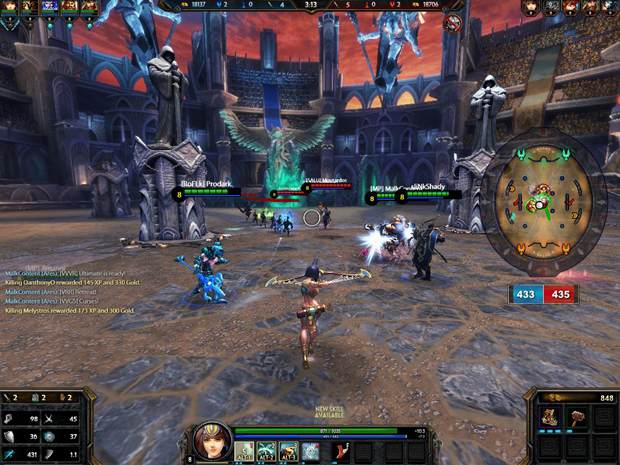 Neith is spectacular at kill stealing - sorry, kill securing - with her ult