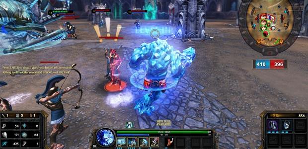 Frost giant Ymire is prettttttty cool