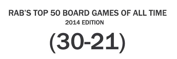 Top 50 boardgames.
