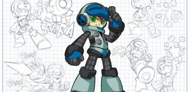 Hey it's MegaM-- Sorry I mean Astro B-- Sorry I mean Mighty No. 9.