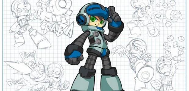 Hey it's MegaM-- Sorry I mean Astro B-- Sorry I mean Mighty No. 9.