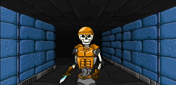I always believed that clothed skeletons make for easier to hit targets than them lewd naked ones.