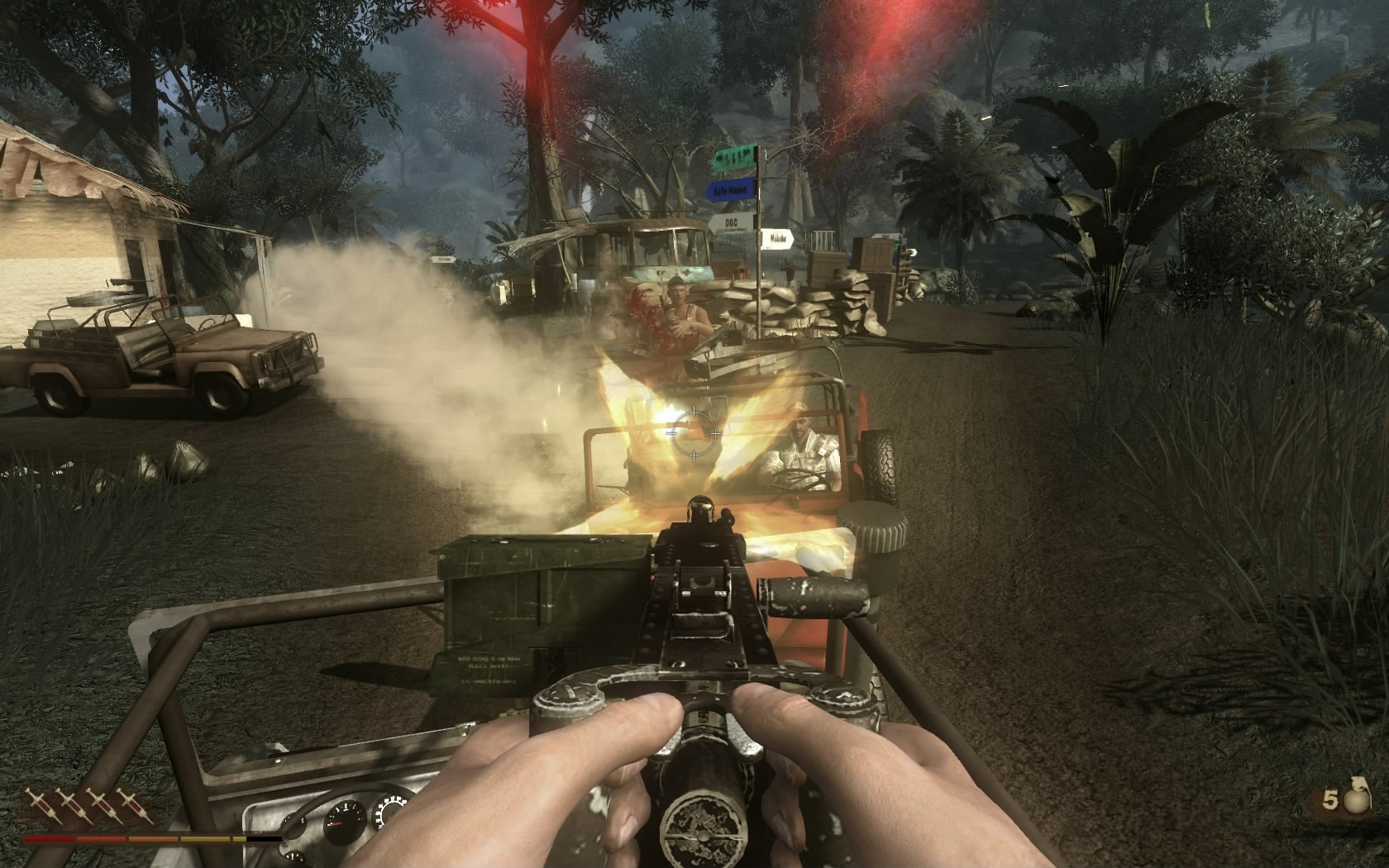 Why Far Cry 2 Is Still The Best In The Series Rock Paper Shotgun