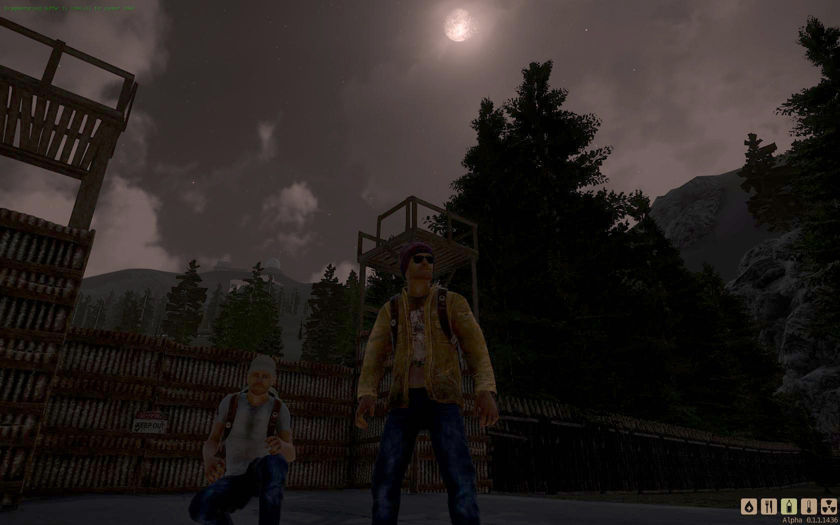 Yellow puffer jacket, Caterpillar boots… If Timberland starts selling open worlds with a quickly tedious sense of purposelessness… woah, deja vu!