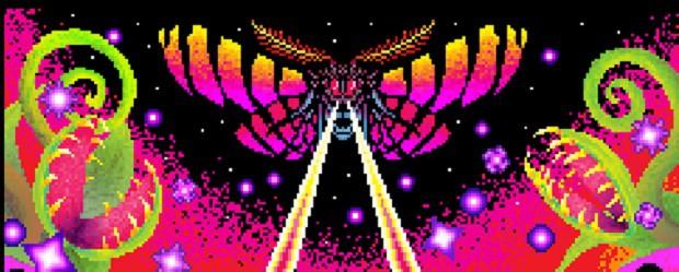 Villainous space moths drink at moth eisley cantina