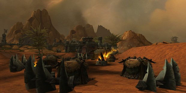 This exciting screenshot comes from the official WoW site.