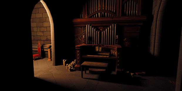 Heh. Organ.