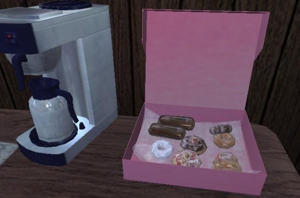 Sad doughnuts
