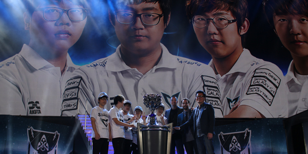 Mata - Samsung White