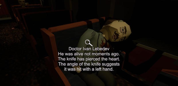 Poor doc. All he wanted was to be rich and alive.