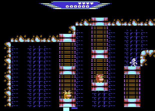 Despite the low resolutions, the Commodore 64 graphics do look superb. And, even though I never owned the micro, oddly nostalgic too.