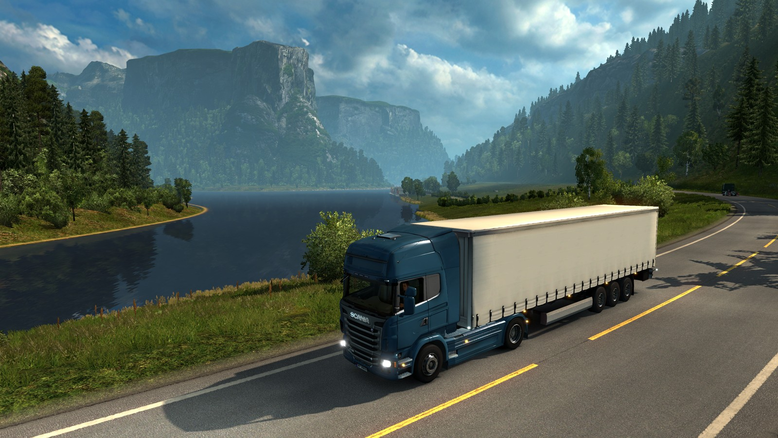 keep on euro truck simulator 2 scandinavia due may 7. Black Bedroom Furniture Sets. Home Design Ideas