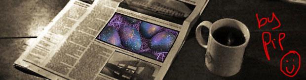 Galaxy eggs :)