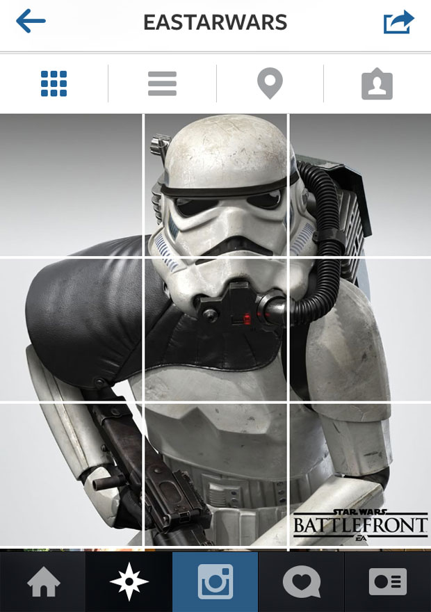 Is the answer 'Stormtrooper'?