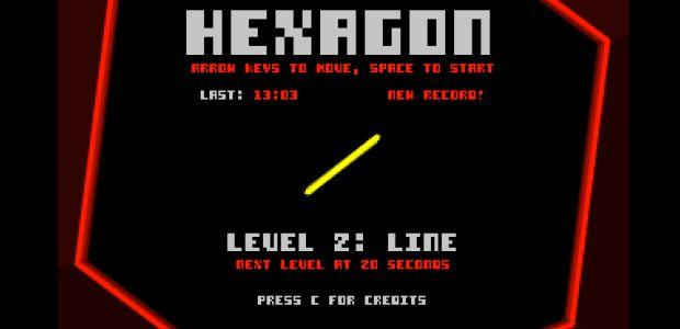Hexagon - best free games 2020.