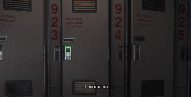 How Do Alien Isolation's Lockers Work?